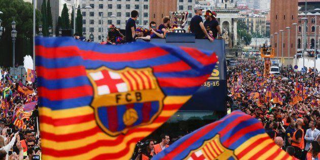 Del 0 al 10, ¿cuánto te cabrea que gane el Barcelona la