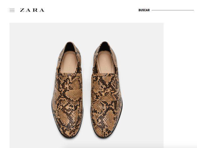 Melania Trump elige Zara para su viaje por