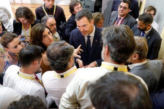 Sánchez se inclina por alargar la legislatura como mínimo hasta primavera del año que