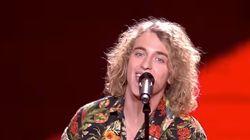 El cambio de 'look' de Manel Navarro, el representante de España en Eurovisión