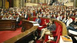 El Parlamento catalán aprobará la vía