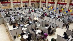 El TC suspende cautelarmente la jornada de 35 horas en el sector público