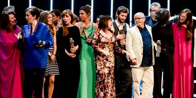 Los ganadores de la 21ª edición del Festival de Cine de