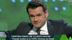 Iñaki López ('La Sexta Noche') sorprende con su respuesta a la familia