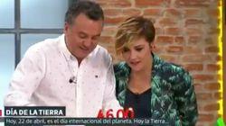 El 'recadito' de Cristina Pardo a Jordi Hurtado en 'Liarla