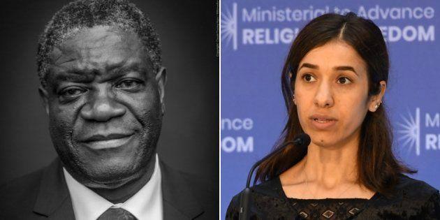 Denis Mukwege y Nadia Murad, Premio Nobel de la Paz