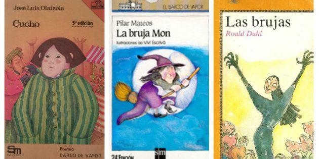 Ataque de nostalgia: así son ahora los libros que leías de