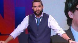 El irónico 'hachazo' de Dani Mateo a Puigdemont tras incluirle 'Time' entre los favoritos al Nobel de la