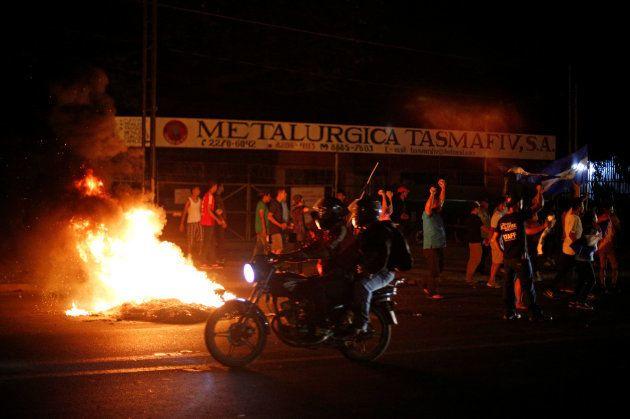 Continúa la tensión en Nicaragua tras la derogación de una reforma que no