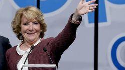 Enfado monumental con Aguirre por lo que ha soltado en Telemadrid sobre la condena a