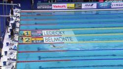 Así ha ganado Mireia Belmonte la plata en los 1.500 metros del Mundial de
