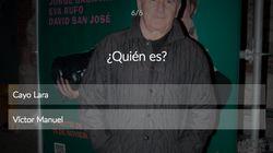 ¿Víctor Manuel o Cayo Lara? ¿Logras distinguirlos? ¡Ponte a