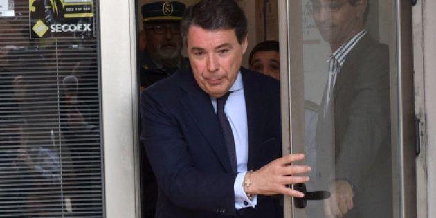 Ignacio González pide salir de la cárcel por su