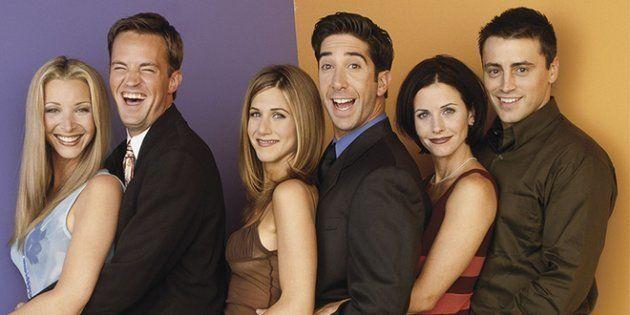 Rachel y Joey acababan juntos en el final de