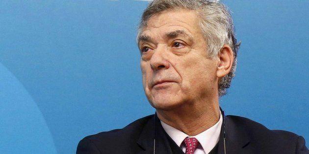 Ángel María Villar, en una imagen de