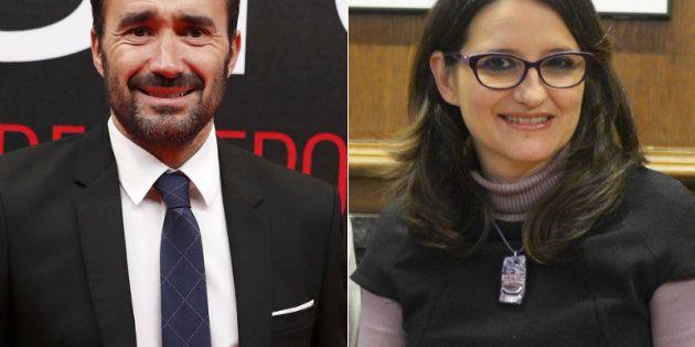 El 'corte' de Mónica Oltra a Juanma Castaño: