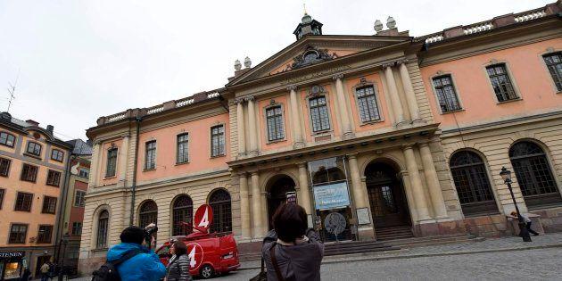 Imagen de archivo de la sede de la Academia