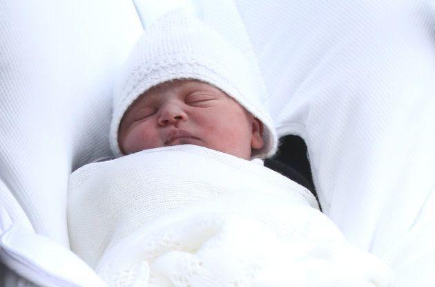 Las primeras fotos del tercer hijo del príncipe Guillermo y Catalina de