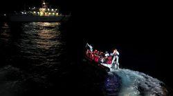 Localizados 13 cadáveres en una embarcación con inmigrantes frente a