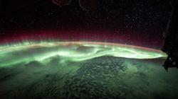 El espectacular 'time-lapse' de una aurora boreal vista desde el