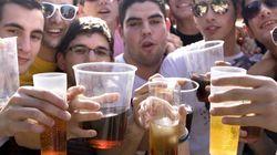 El Congreso pone las bases para minimizar el consumo de alcohol entre los