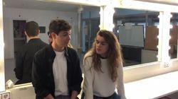 Alfred y Amaia responden a la polémica tras el regalo por Sant