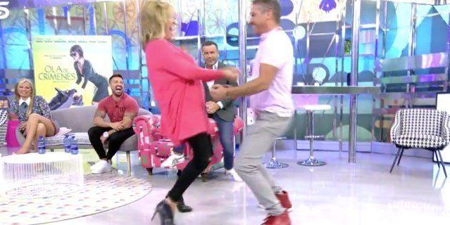'El baile del gusano', la broma que empezó en 'GH VIP' y ha revolucionado