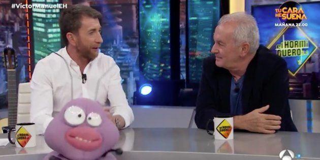 Indignación con Pablo Motos por lo que dijo sobre el himno de Asturias en 'El