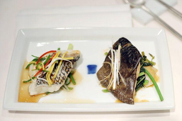 Habrá pescados como estos: pargo y pez gato, que son los favoritos de los
