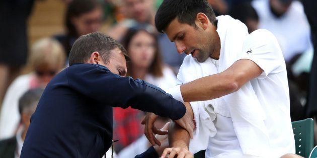 Novak Djokovic se pierde la temporada por una lesión en el