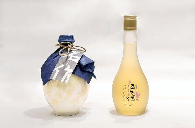 Munbaeju, un licor tradicional coreano que se servirá en la