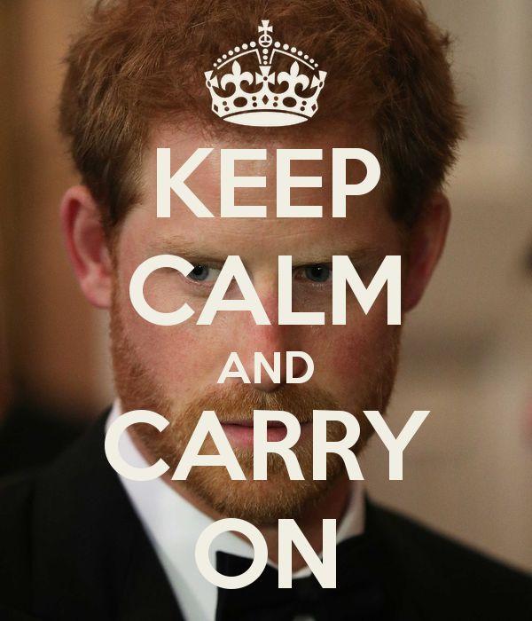 'Keep calm and carry on': el consejo de Alberto de Mónaco al príncipe