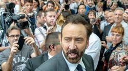 Nicolas Cage niega en Sitges las acusaciones de haber abusado de una