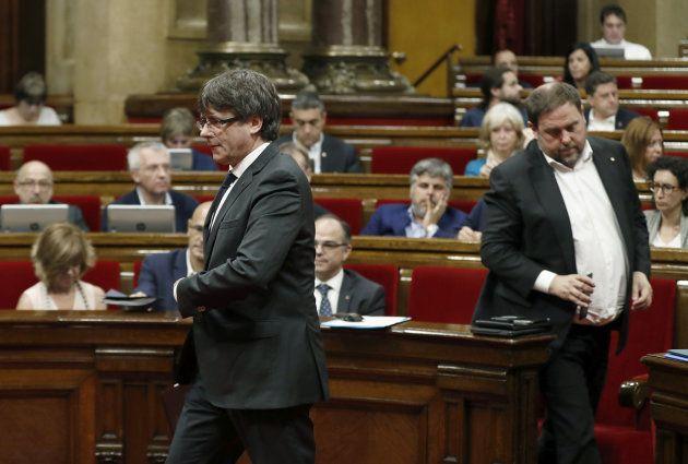 El Parlament aprueba la reforma para facilitar la ruptura
