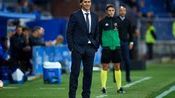 Lopetegui, el gran señalado tras la derrota del Real Madrid ante el