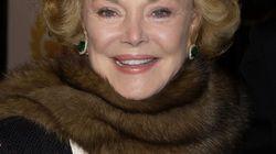 Muere Barbara Sinatra, la última esposa de Frank