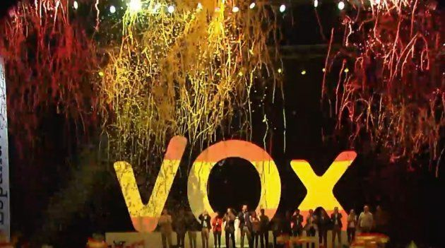 VOX llena Vistalegre: Así ha sido el primer gran acto del partido