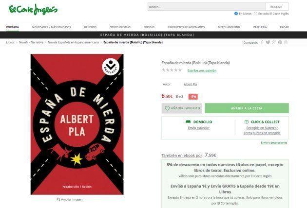 La polémica con Alfred y Amaia dispara las ventas del libro de Albert