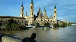 Agresión sexual en unos baños públicos de Zaragoza durante las Fiestas del