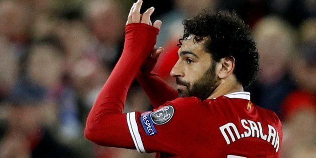 El Liverpool gana 5-2 a la Roma en la ida de semifinales de la Champions