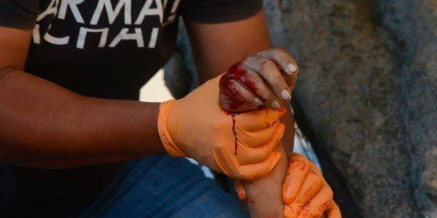 Hallados en México tres cuerpos mutilados sin manos después de que un político propusiera cortárselas...
