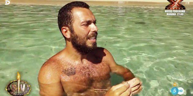 Alberto Isla detalla en 'Supervivientes' cómo se gastó 300.000 euros en seis