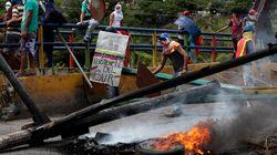 Dos muertos, uno de ellos menor de edad, al inicio de huelga contra la Constituyente en