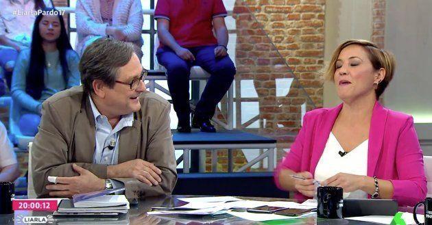 Francisco Marhuenda protagoniza el momento más asqueroso de la historia de 'Liarla