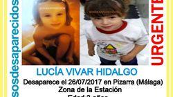 Hallan muerta a una niña de tres años en Málaga desaparecida mientras cenaba con su familia en un