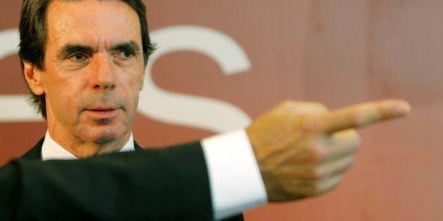 Aznar vuelve a cargar contra Rajoy tras la muestra de fuerza de Vox: