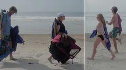 Cómo cambia un día de playa cuando tienes