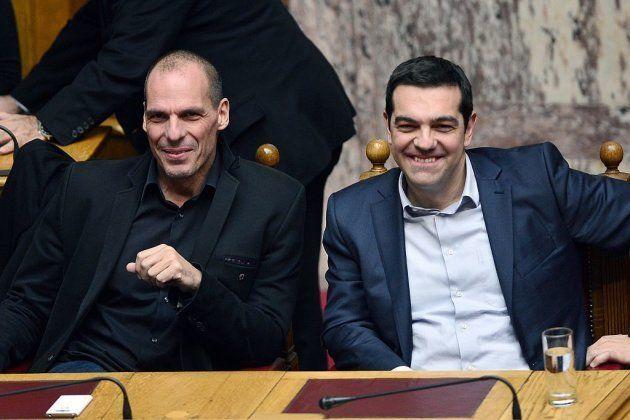 Varoufakis vuelve para revolucionar la izquierda
