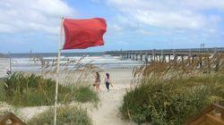 ¿De verdad sabes lo que significa la bandera roja? La carta de un socorrista se hace