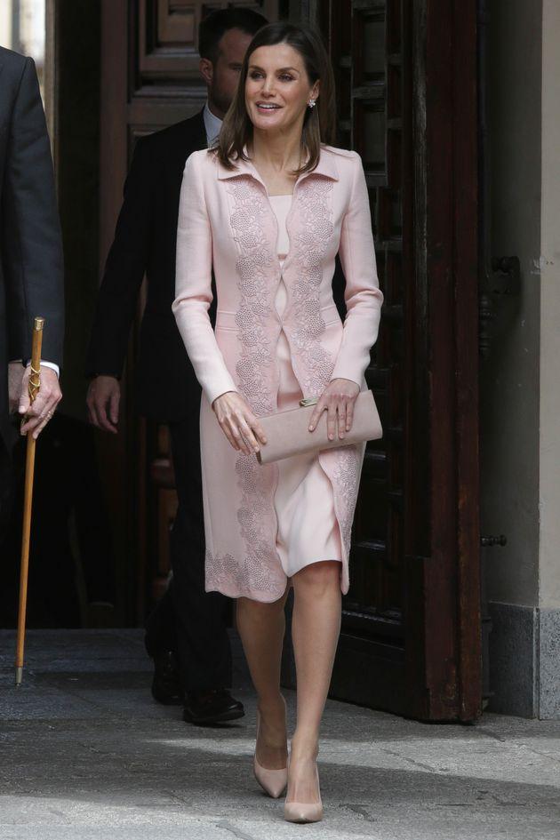 La reina Letizia se abona al
